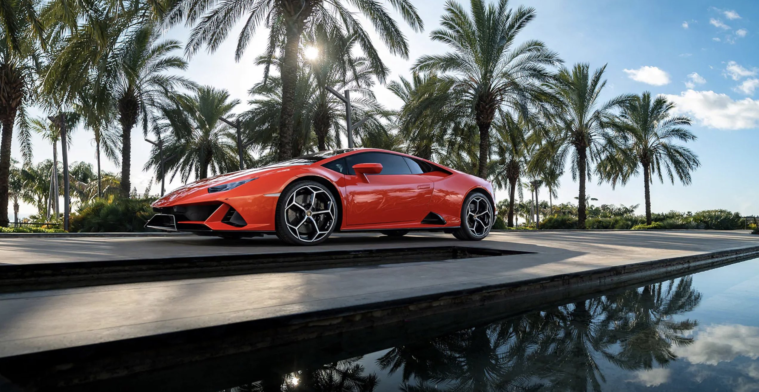 articles presse a glass   lamborghini huracan evo
