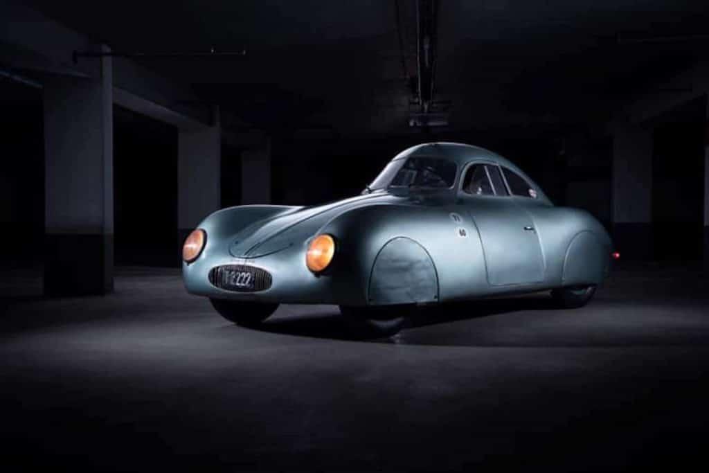 Porsche Type64